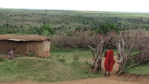 Maasai Village, Kenya