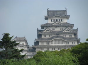 White Heron Castle, Himeji