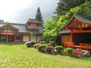 Heike no sato Museum of the Last Samurai, Gokanosho