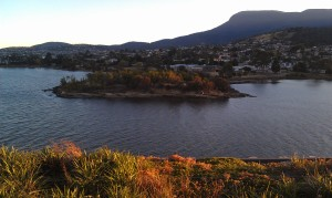 Sunset over Berriedale Bay