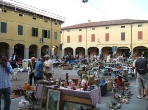 Market Stall, Chianti