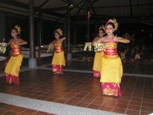 Balinese Dancers, Ubud