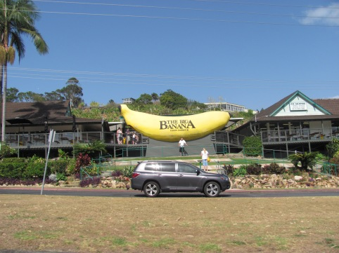 Big Banana, Coffs Harbour