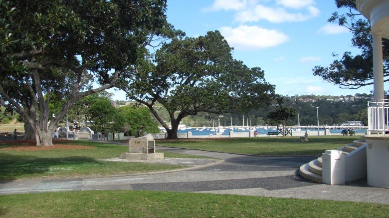 Esplanade at Balmoral