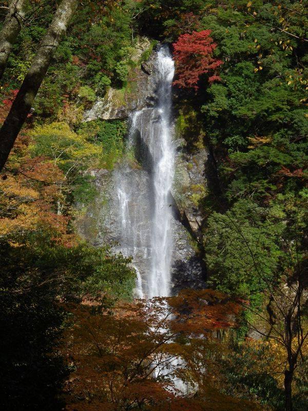 Sendan Waterfall, Gokanosho