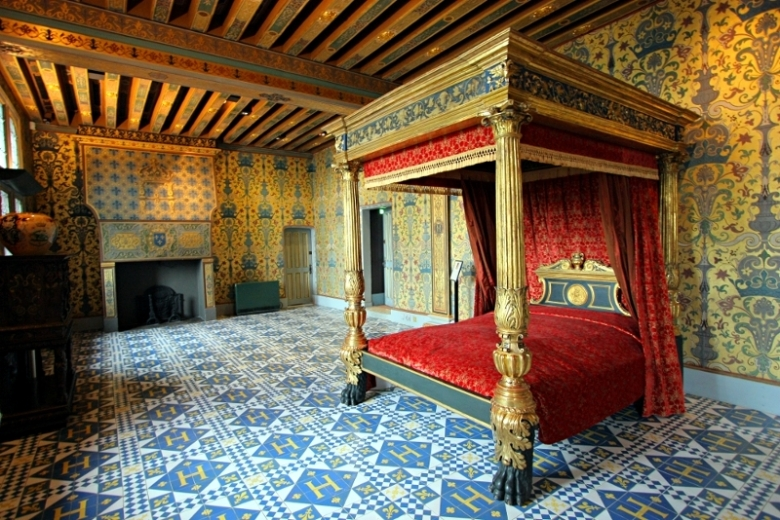 Chateau Royal De Blois - image from www.chateaudeblois.fr