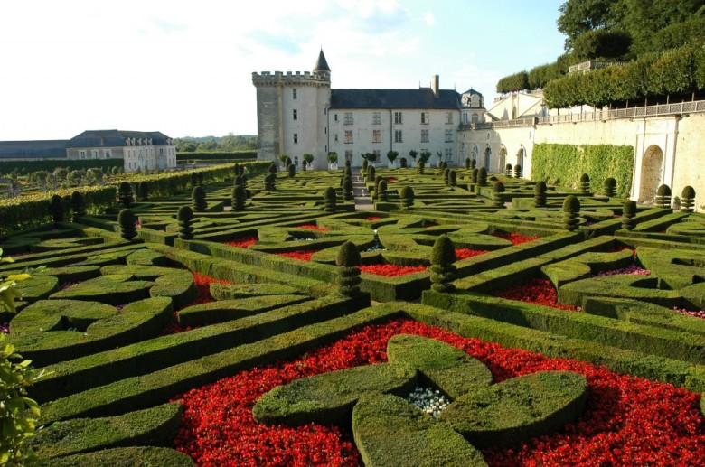 Chateau De Villandry - image from www.chateauvillandry.fr