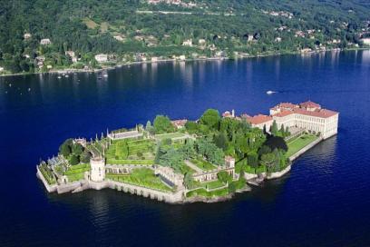 Isola Bella, Lake Maggiore - photo Albatross Tours