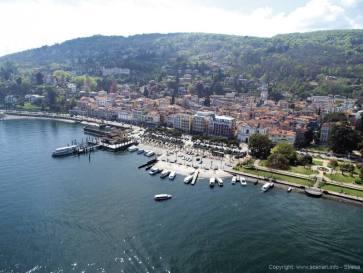 Stresa, Lake Maggiore - photo en.lagomaggiore.net
