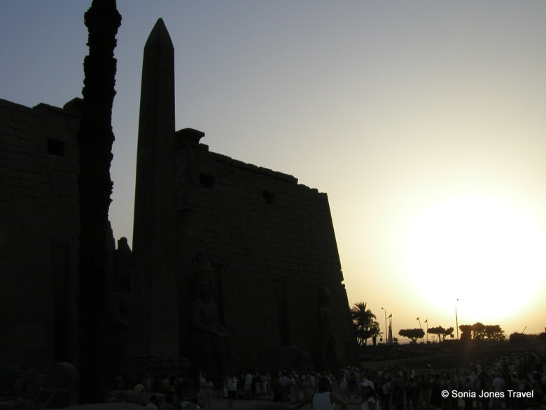 Contrast Sunset, Luxor