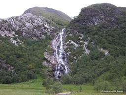 Steall Waterfall, Glen Nevis