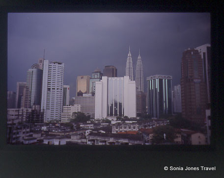 KL before Storm- Photo by Greg Thomas 2001