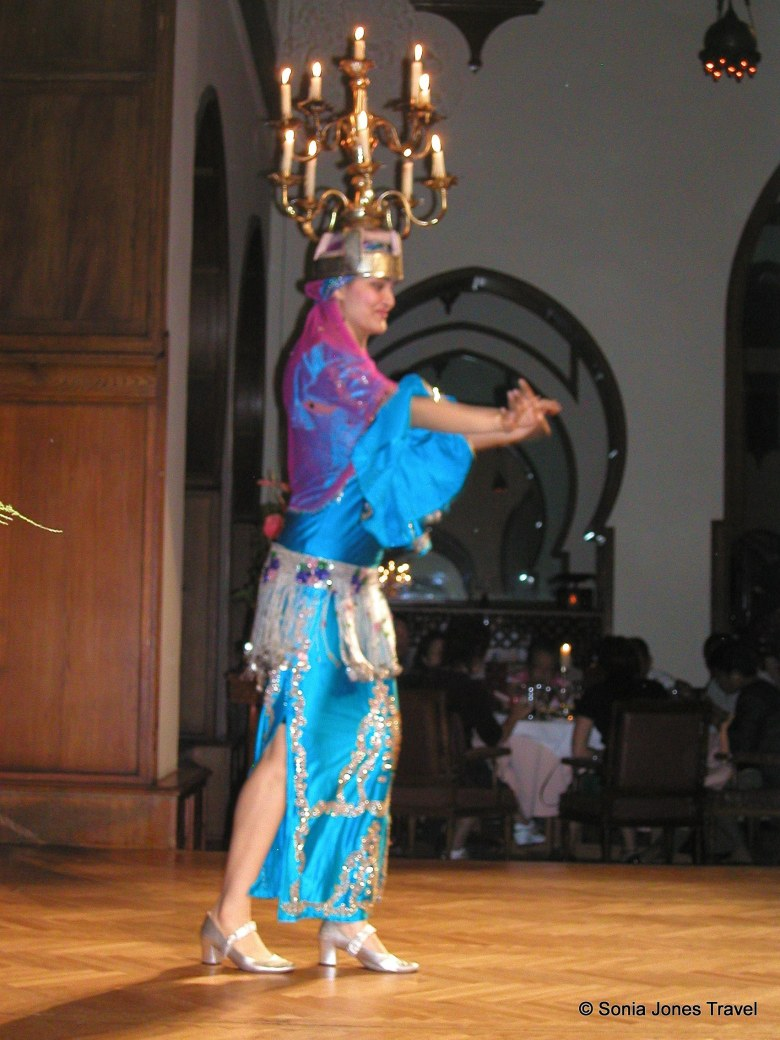 Egyptian dancer, Cairo