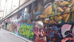 Hosier Lane murals, Melbourne