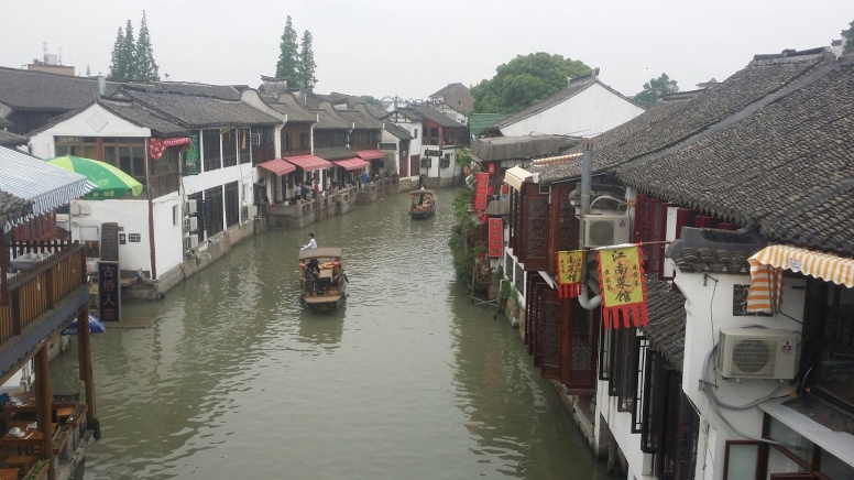 Zhujiajiao - Water Town outside of Shanghai