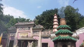 A Ma Temple, Macau