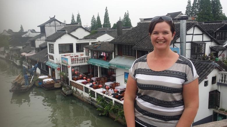Me at Zhujiajiao