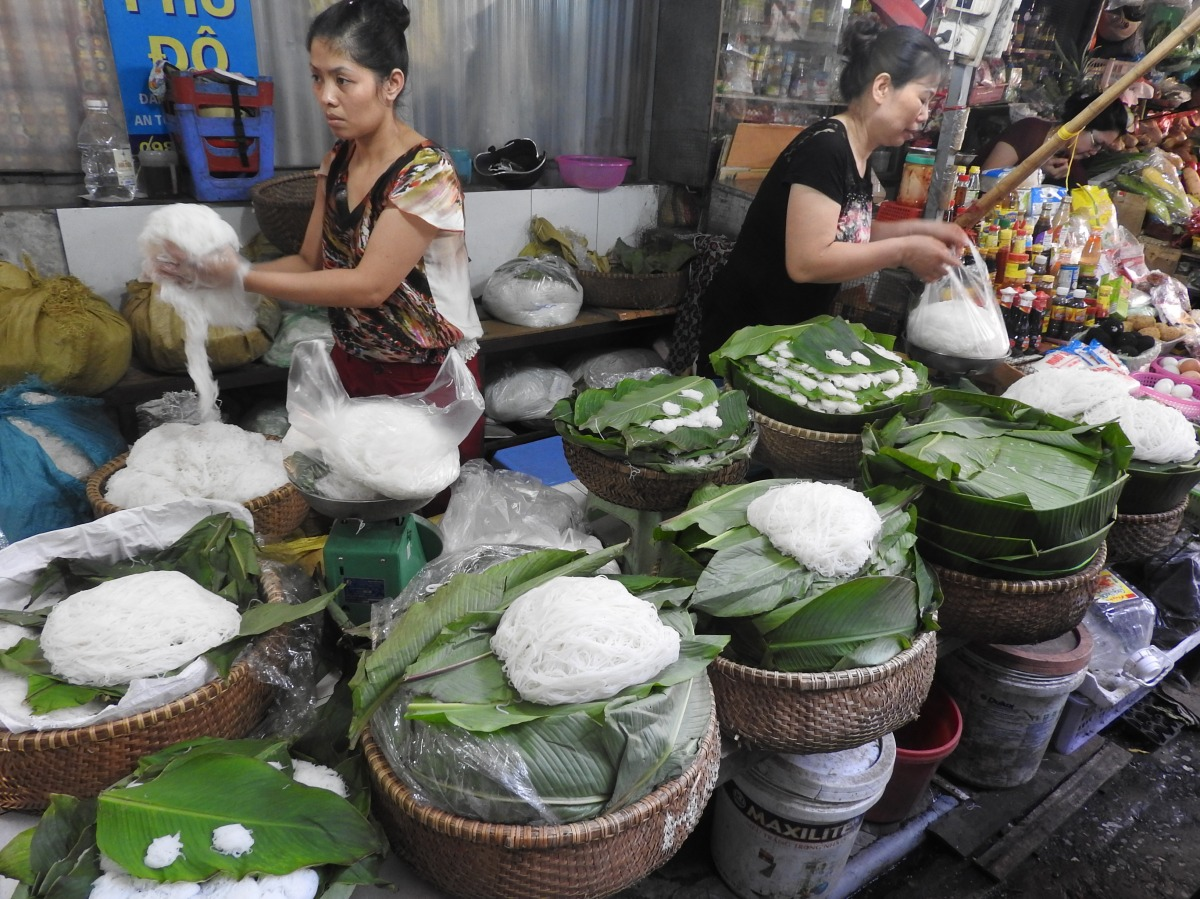 On the Food Trail of Hanoi