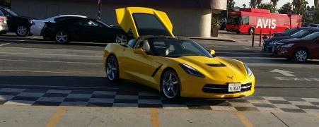 Courvette, anyone?