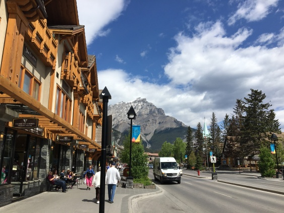 Picture perfect Banff