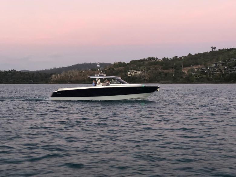 Qualia sunset cruise